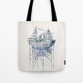 Dry Dock II Tote Bag