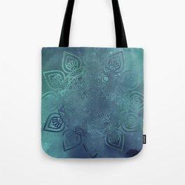 Universe Mandala Tote Bag