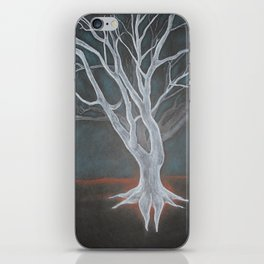 White Tree iPhone Skin
