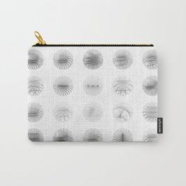 Algorithmic Moons Carry-All Pouch