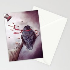 The Storm is Coming Stationery Cards