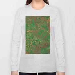 Jungle Batik 09 Long Sleeve T-shirt