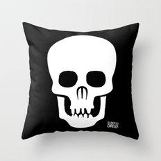 EYE SKULL Throw Pillow