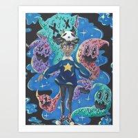Star Boi Art Print