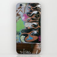 graffiti iPhone & iPod Skins featuring graffiti by gasponce