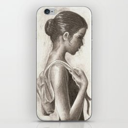 Ballerina iPhone Skin
