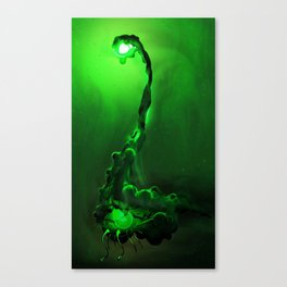 Sphere Creature #106 Canvas Print