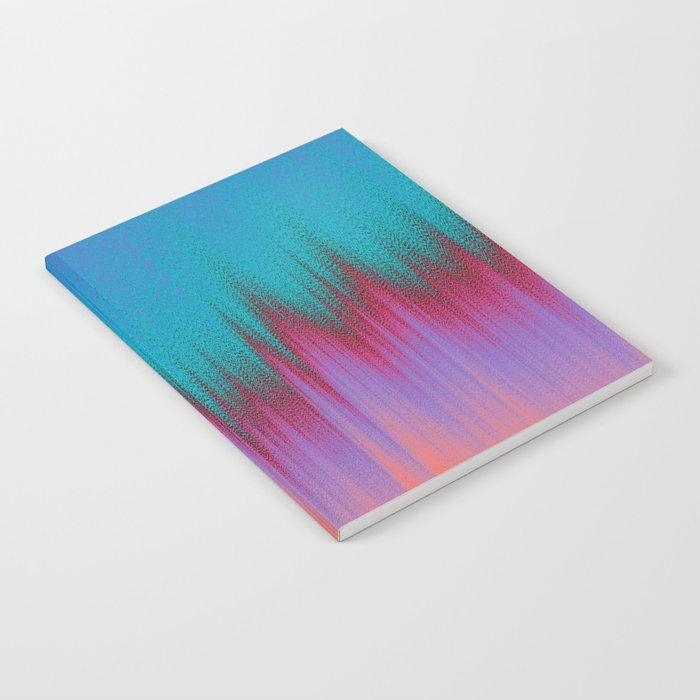 Glitch Stitch Notebook