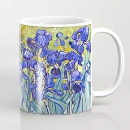 Vincent Van Gogh Irises Coffee Mug