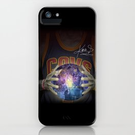Kyrie = Clutch iPhone Case