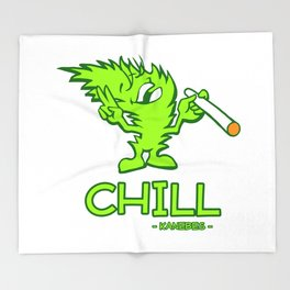 Chill - Kanebes - Throw Blanket