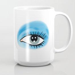 Life on Mars - Eyes Coffee Mug