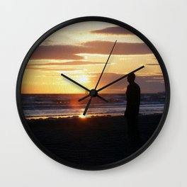 Gormleys Man Wall Clock
