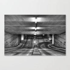Parken Canvas Print