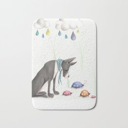 Curiouser and Curiouser Bath Mat