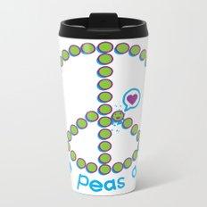 whirled peas Metal Travel Mug