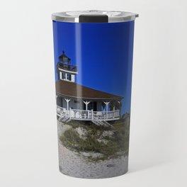 Boca Grande Lighthouse V Travel Mug