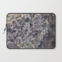 Grape Chalcedony Laptop Sleeve