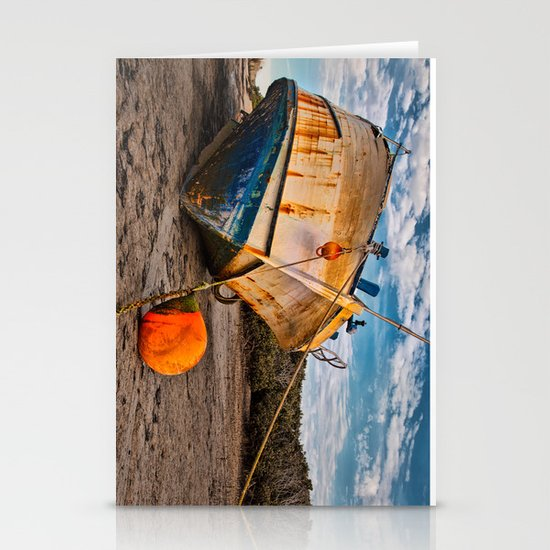 Abandoned Ship Stationery Cards