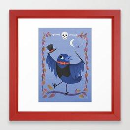 Mr. Ravenscroft  Framed Art Print