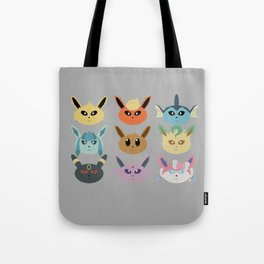 The Silly Beasts Tote Bag