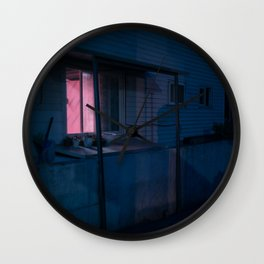 I Do Nothing But Think of You Wall Clock