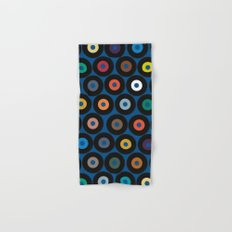 VINYL blue Hand & Bath Towel