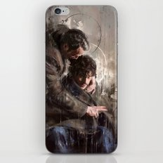 Precipizio iPhone & iPod Skin