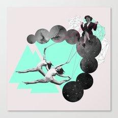 AIR Canvas Print
