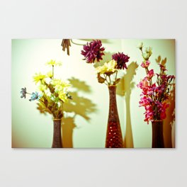 Floral everything Canvas Print