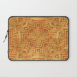Fall Basket Pattern Laptop Sleeve