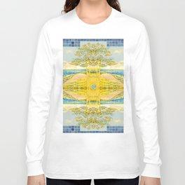 Sacred Reflection Long Sleeve T-shirt