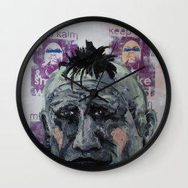 EMOTION #96 Wall Clock