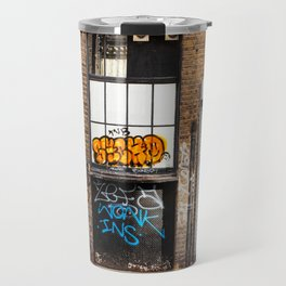 Shoreditch, London Travel Mug