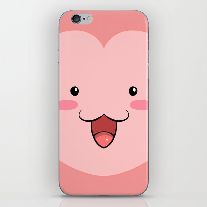 Peepoodo Face iPhone Skin