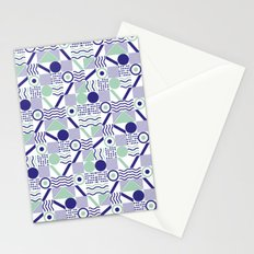 Sea sailor Stationery Cards