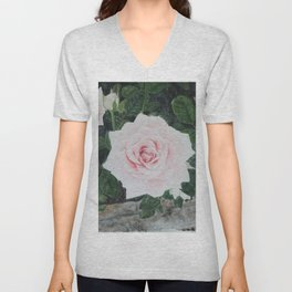 Katie's Rose Unisex V-Neck