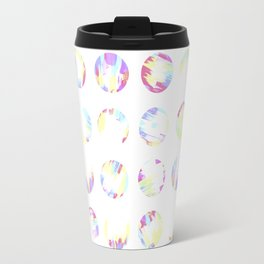 Pastell Dots Travel Mug