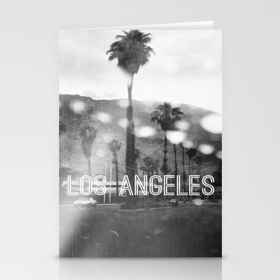 Los Angeles lover number 2 Stationery Cards