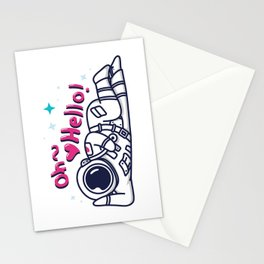 Hello Beautiful~ Stationery Cards