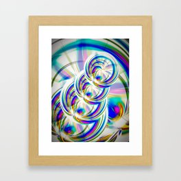 Abstract Perfection 22 Framed Art Print