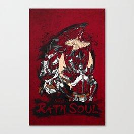 Rath Soul Canvas Print