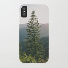 Forest XV iPhone Case