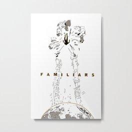 Familiars Cover Metal Print