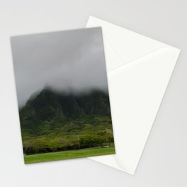Ko'olau Mountains Stationery Cards