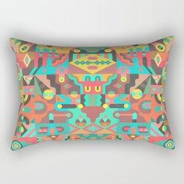 Schema 10 Rectangular Pillow