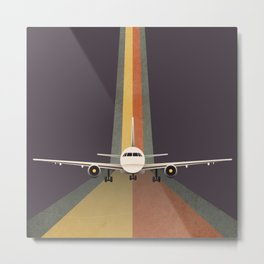 Take Off Metal Print