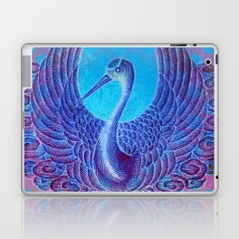 Blue Bird Laptop & iPad Skin