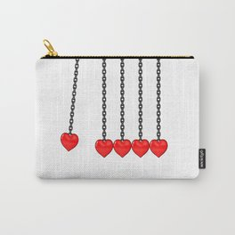 Perpetual Heart Carry-All Pouch