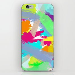 Vibrant Sensation iPhone Skin